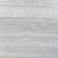 Wholesale Customized Size 2.6 Density 30mm White Wood Vein Marble from china suppliers