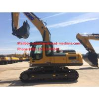 Wholesale Q345 Hydraulic Crawler Excavator With 21T Weight And 0x3M3 Bucket Capacity Weichai Engine from china suppliers