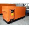 50KW / 63KVA Industrial Diesel Generators Set 3 Phase 4 Pole for sale