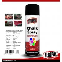AEROAPK Marking chalk spray paint, temporary marking paint, washable/removable//handy child safe/fancy DIY spray paint for sale