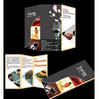 Wholesale A5 flyer, folded flyer, DL flyer printing, A3 flyer printing, brochure printing, promotion flyer printing from china suppliers