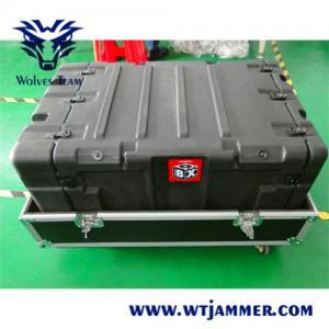 China EOD Military Bomb Signal Jammer VIP Vehicle Convoy Protection GSM CDMA PCS DCS on sale