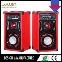 China Factory direct selling super dj bass speaker , line array speaker box , 2.0 active speaker on sale
