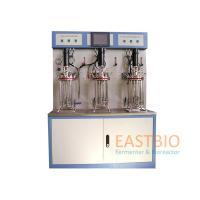 China Autoclavable Glass Fermenter Mechanical Stirred PH2.0-12.0±0.1 Servo Motor for sale