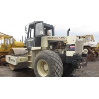 Quality USED INGERSOLL-LAND SD-150D Single Drum Vibration Road Roller For Sale for sale