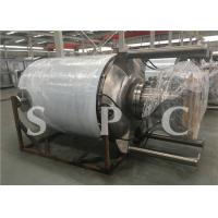 Wholesale Multi Function Fruit Drink Steam Sterilization Equipment Low Temperature Roller Type from china suppliers