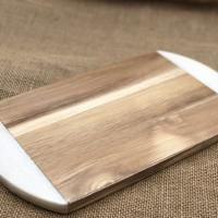 China Marble and Acacia Wooden Cutting Board for sale