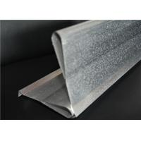 Coated Suspended Aluminium Strip Ceiling 0.6 - 1.2mm Thickness For Hotel for sale
