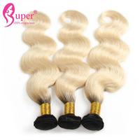 Wholesale 1b/613 Blonde Ombre Hair Extensions Melbourne Body Wave Hairstyles from china suppliers