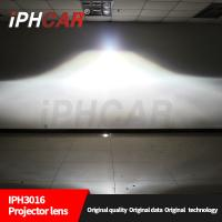 Wholesale IPHCAR Super Bright Automotive Hid Xenon Projector Lens 3 inch Original Hid Headlight lens from china suppliers