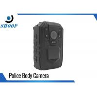 Wholesale LTE 3G / 4G WIFI Bluetooth Body Camera Recorder , Small Police Using Body Cameras from china suppliers