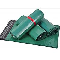 Wholesale Green Co-Extruded Plastic Shipping Envelopes Custom Printed Light Weight from china suppliers