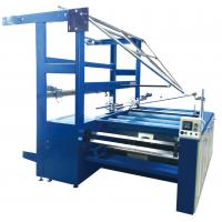 Buy cheap Easy Operation Fabric Folding And Sewing Machine Doubling Rolling Combined from wholesalers