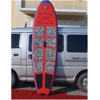 Wholesale Red Inflatable Sup Touring Boards , Lightweight Fishing Stand Up Paddle Board from china suppliers