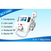 Buy cheap Multifuction Cryotherapy Body Sculpting Machine , Cavitation Lipo Laser Slimming Device from Wholesalers