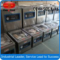 Wholesale dz400 -2d vertical single chamber vacuum packing machine from china suppliers