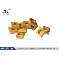 Wholesale CCMT120408 Hard Metal Cemented Carbide Cutting Inserts For Lathe Holder from china suppliers