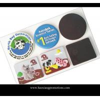 Wholesale Custom Logo Low MOQ Round Shape Promotional Gift Cork Coaster Single Packed from china suppliers