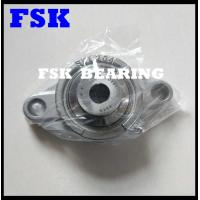 Wholesale Stainless Steel Pillow Block Bearings SSUCFL204 / SSUCFL201 / SSUCFL205 Flanged Units from china suppliers
