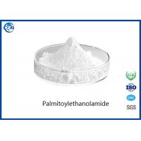 Wholesale Medical Pea Palmitoylethanolamide Powder , CAS 544 31 0 Natural Pain Killers from china suppliers