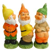 Wholesale garden gnome bird feeder from china suppliers