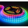 30 LED/m Flexible LED Strip Lights SMD5050 DC5V Addressable ws2812b LED Strip for sale