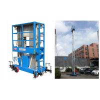 Wholesale Hydraulic Aluminum Work Platform For Outdoor Window Cleaning 12 Meter Working Height from china suppliers