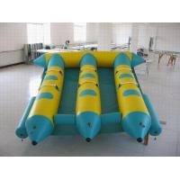 Wholesale 6 Person Inflatable Water Toys ,  Plato PVC Tarpaulin Inflatable Water Flyfish from china suppliers
