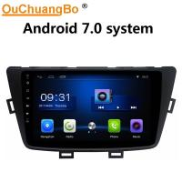 Buy cheap Ouchuangbo car audio gps androi 7.0 for Baic Senova X55 2015 support BDDR3 1GB 1080 Video USB from wholesalers