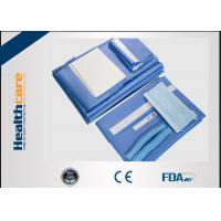 China Blue Caesarean Section Set Custom Procedure Packs With EO And ISO / CE on sale