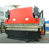 Buy cheap Automatic Folding Sheet Metal Press Brake / Metal Sheet Bender Machine from Wholesalers