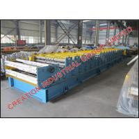 Wholesale 2 in 1 Double Deck Roofing Sheet Corrugating Machine with Two Corrugation Decker from china suppliers