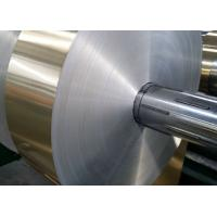 Cladding Alloy 1050 Heat Exchanger Aluminium Strip Foil For Finned Tubes Fabrication for sale