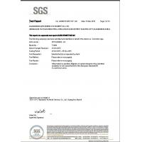Guangdong LPS stationery Co.Limited Certifications