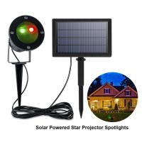 Buy cheap Solar Powered Laser Light Projector Extra-Bright LED Stake Lights Outdoor Christmas Lights (Red&Green) from wholesalers