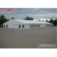 Wholesale Beautiful Garden Wedding Tent With Glass Double Wing Glass Door Long Life Span from china suppliers