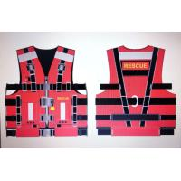 China Cool PFD Life Jacket Harsh Conditions Tolerable For Emergency Situations for sale