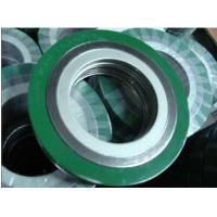 China Spiral Wound Gasket with Sofe PTFE Graphite Filler on sale