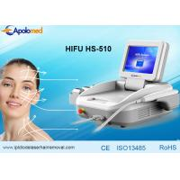 Buy cheap 2016 high intensity focused ultrasound hifu / face lifting hifu / US tech real HIFU from Wholesalers