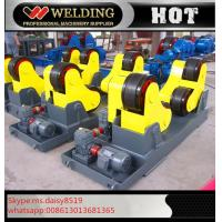 Wholesale Automatic Vessel Welding Pipe Welding Rotator With PU Rubber Roller 15000kg from china suppliers