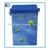 Wholesale Food Tin Box Packaging/XL-42501 from china suppliers