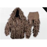 Buy cheap 3D Leaf Sneaky Ghillie Pull-over Set from wholesalers