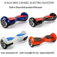 Wholesale self balancing scooter unicycle smart balance wheel two wheel smart balance from china suppliers