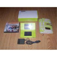China Collectors Edition-Nintendo DS Lite (Green Special Edition) on sale
