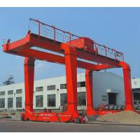 Wholesale DCS Launching Girder Bridge / Crane Gantry With Trolley / 37t -15m - 09m / from china suppliers