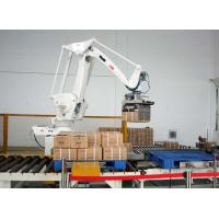 Quality Hight Efficiency Large Cartons Robot Palletising Touch Screen Controller for sale