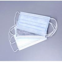 Wholesale Disposable Non woven Face Mask ear loop shape from china suppliers