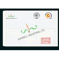 Wholesale Normal Finishing Custom Printed Envelopes , Business Greeting Card Envelopes from china suppliers