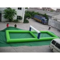Wholesale Portable Waterproof Inflatable Volleyball Field For Water Pool Games from china suppliers