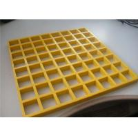 Wholesale Lightweight Plastic Walkway Grating , Reinforced Fiberglass Walkway Grating from china suppliers
